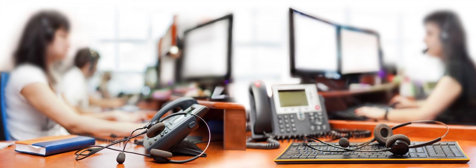 Обслуживание систем телефонии