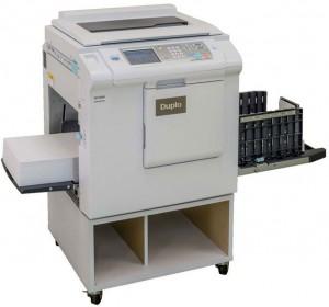 Цифровой дупликатор DUPLO-F550 (Новое поколение)