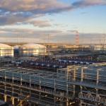 Комплекс нефтеперерабатывающих заводов ТАНЭКО в г.Нижнекамск