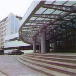 База хоккейного клуба «Ак Барс» (реконструкция санатория «Казанский»)