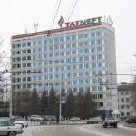 Здание ОАО «Татнефть» (г. Альметьевск)