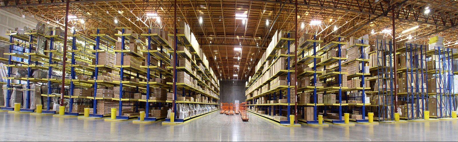 Эффективное управление складом. WMS решение