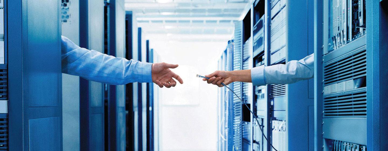 Комплексный сервис и it-аутсорсинг