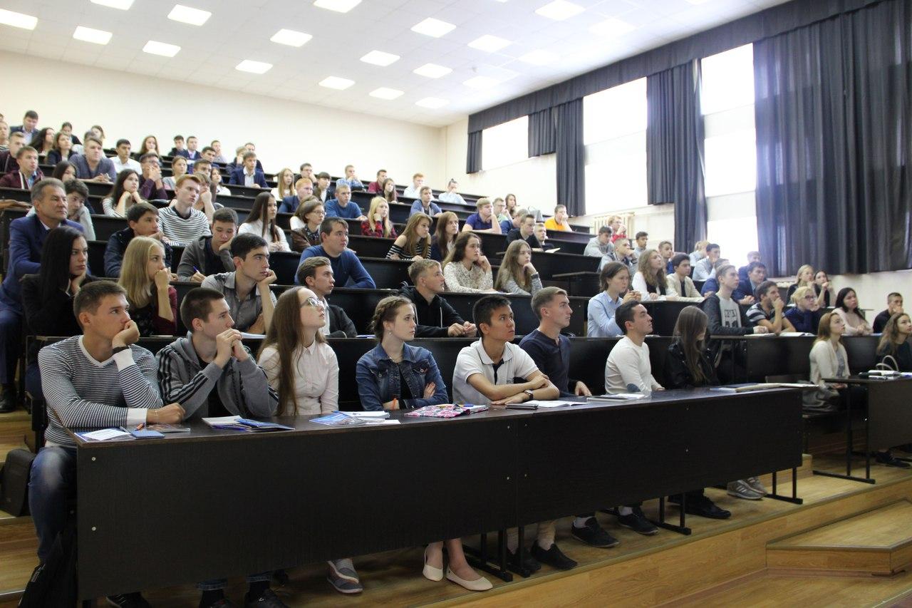 Ознакомительные лекции в казанском Государственном Энергетическом Университете