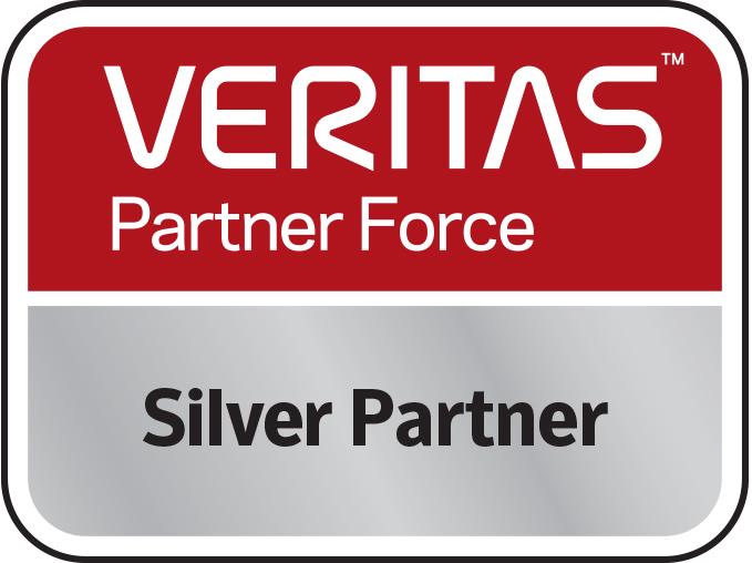 Veritas Partner Silver Logo