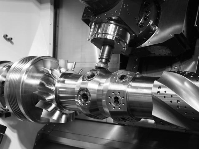 Машиностроение и металлобработка